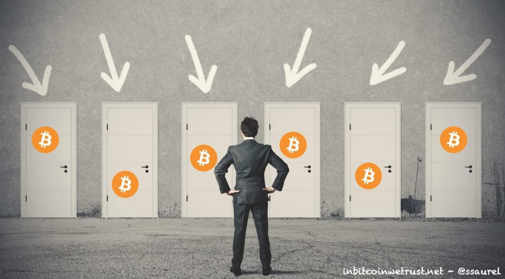 Buying Bitcoin is an easy decision
